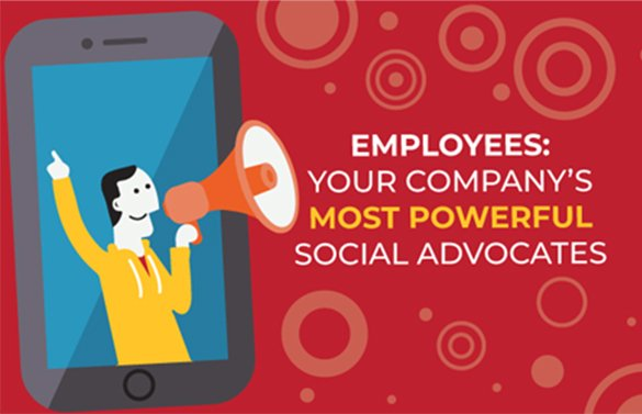 Employees: Your Company's Most Powerful Social Advocates