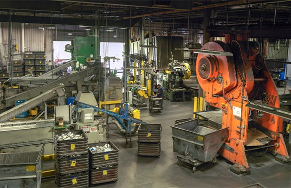 Client Spotlight - 100-Year-Old Forging Company Grows over 20% in 2020