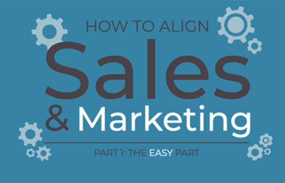 Aligning Sales and Marketing Part 3: The Musical Number